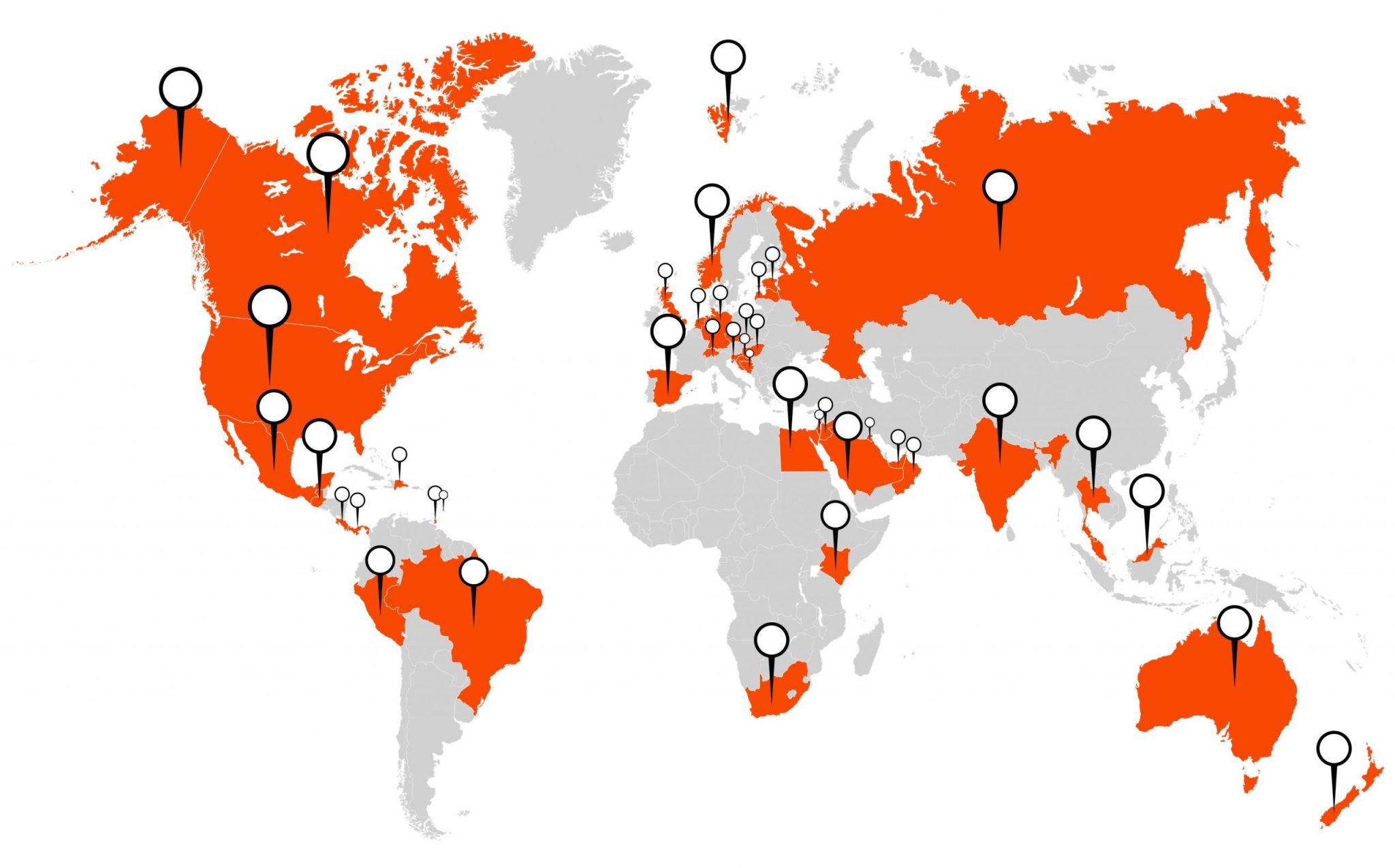 Students around the world