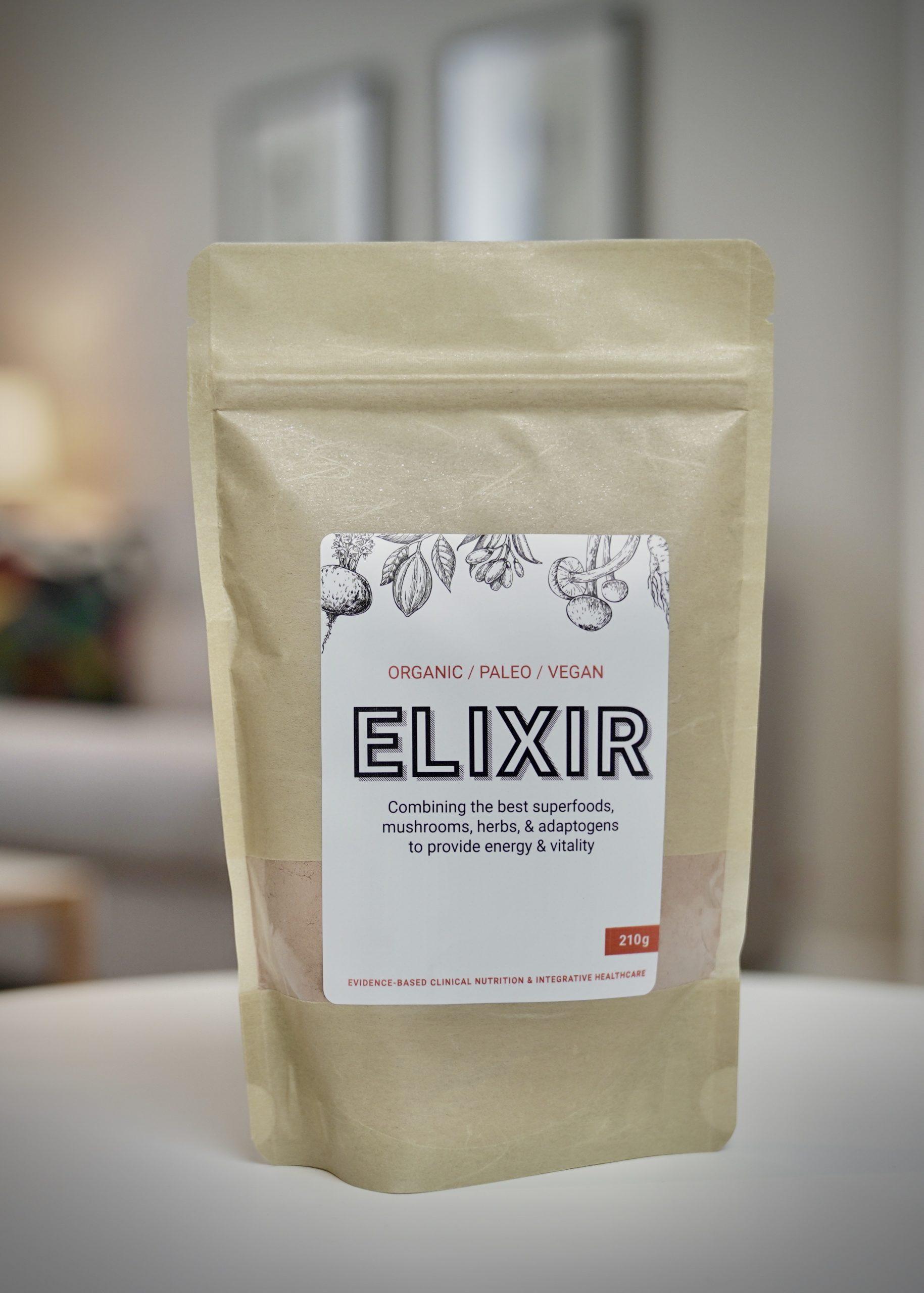 Elixir vertical